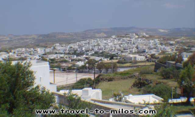 Adamas, a seaside village with approximately one thousand inhabitants, is a tourist centre and port. MILOS PHOTO GALLERY - ADAMANTAS