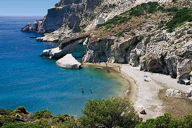 GERONTAS BEACH -
