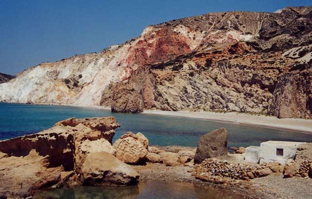 FIRIPLAKA BEACH -