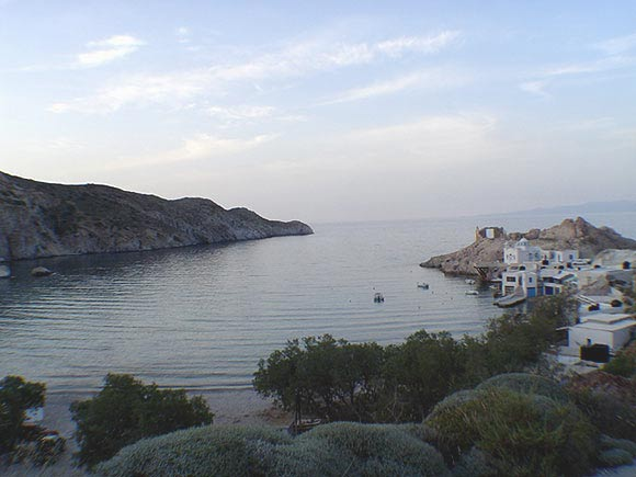 THE VIEW OF FIROPOTAMOS -