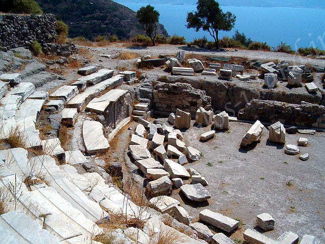 Ancient theater -
