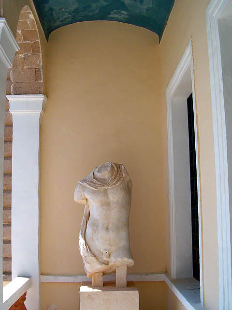 Archaeological museum of Milos -