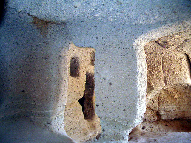 Milos catacombs -