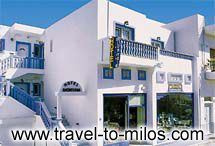 DIONISIS HOTEL  HOTELS IN  ADAMANTAS