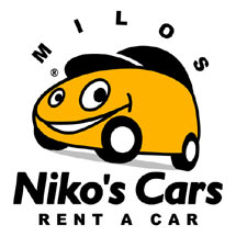 NIKOS CARS  RENT A CAR IN  ADAMAS ( PORT)